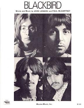 Beatles-blackbird