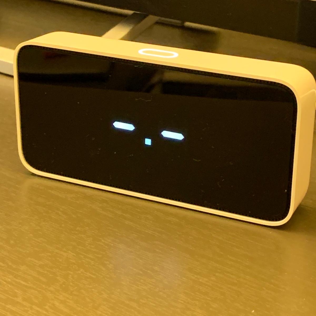 試玩小米小愛智能鬧鐘 Xiaomi AI Alarm Clock Review@香港